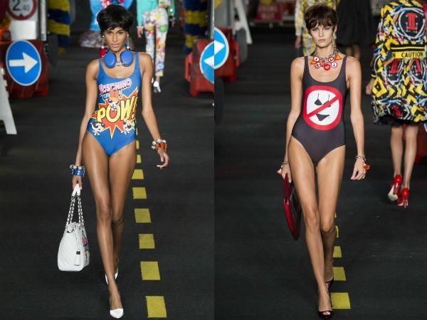 Costume de baie cu imprimeuri