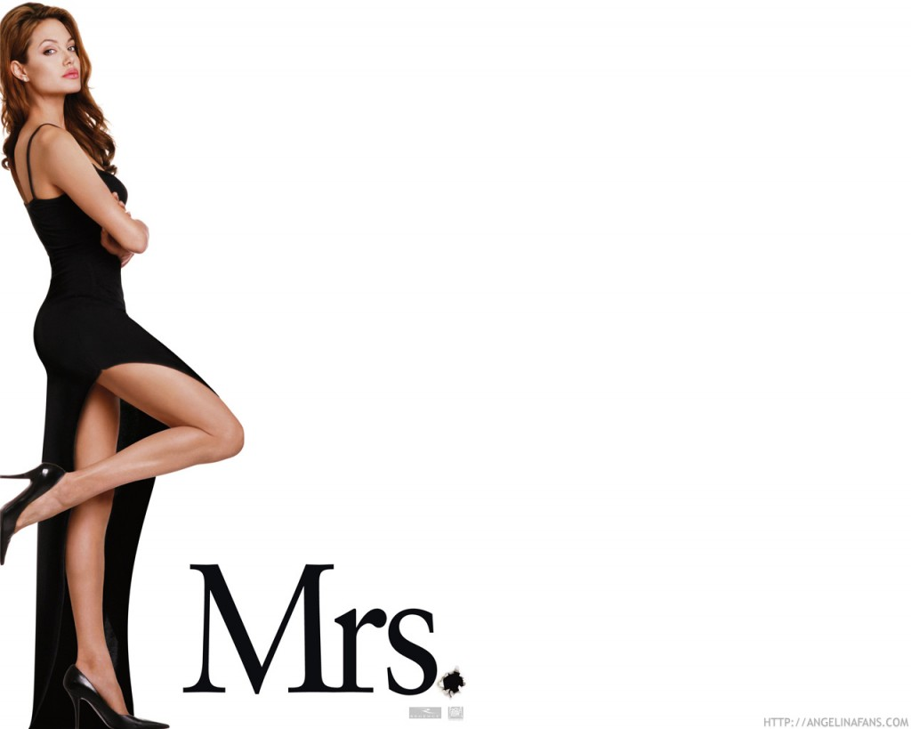 Mr & Mrs Smith 2005 Angelina Jolie