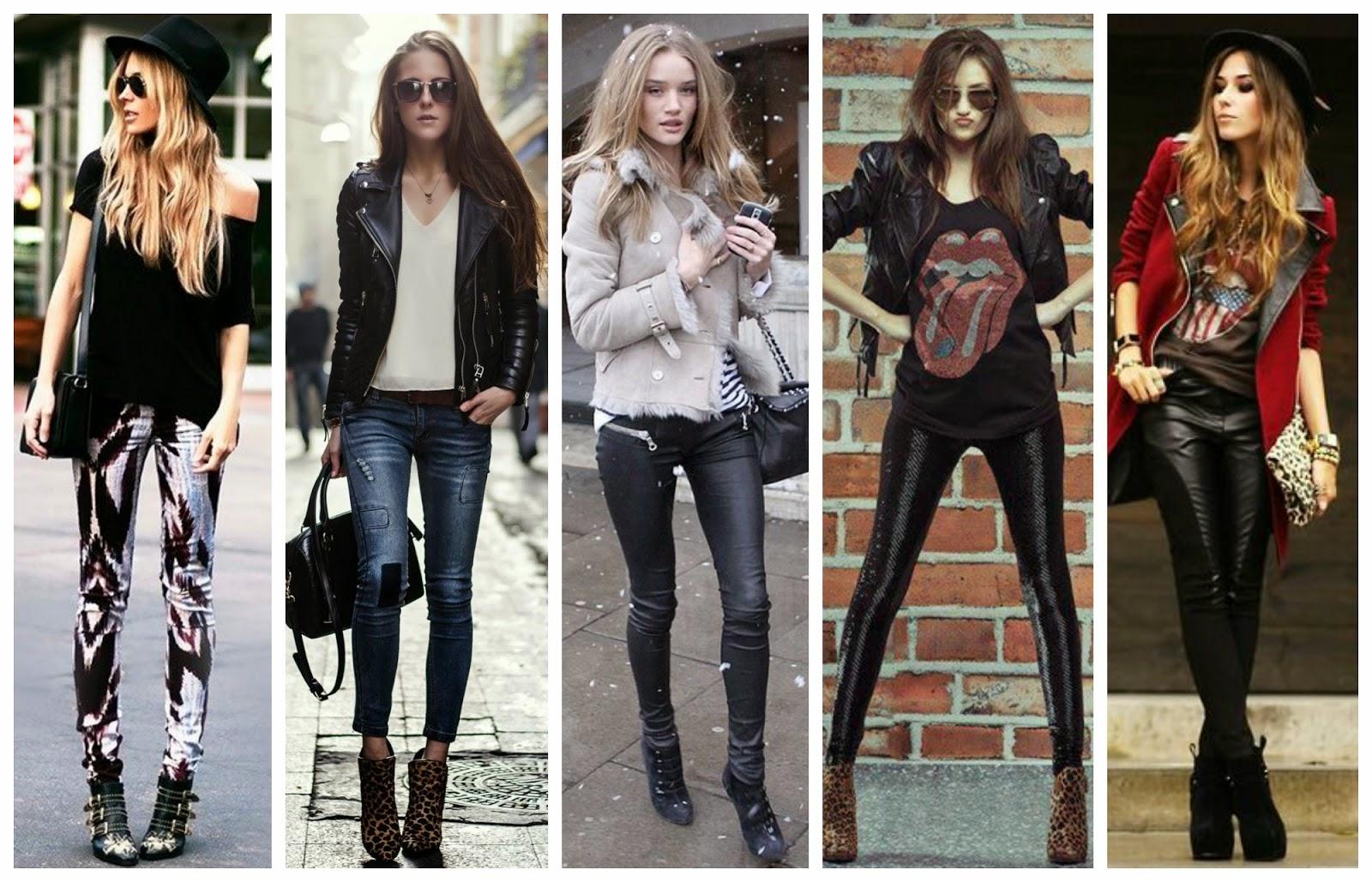 Cum Sa Fii Glam Rock Revista Fpm Fashion Premium Magazine