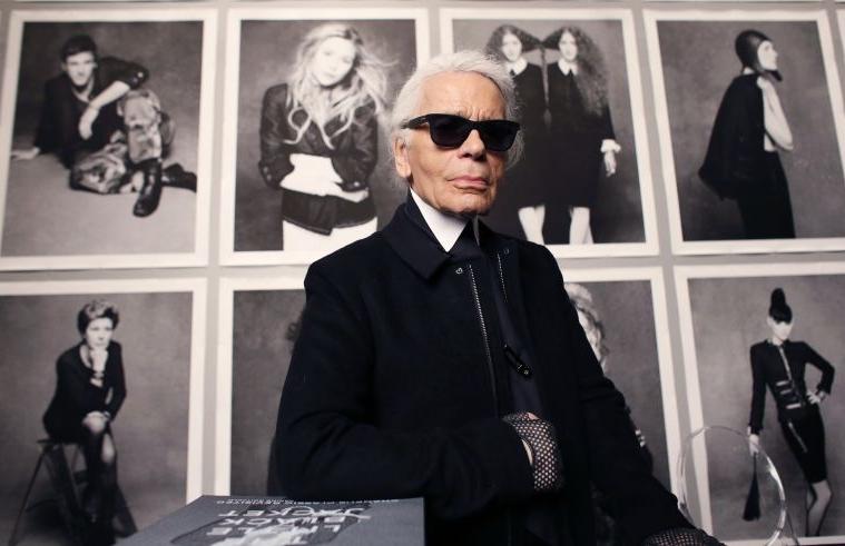 Despre viata lui Karl Lagerfeld