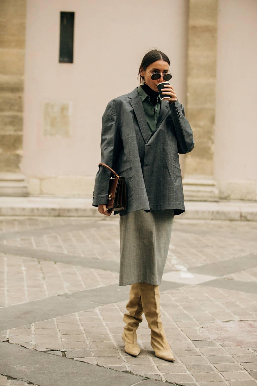 street style la saptamana modei de la paris