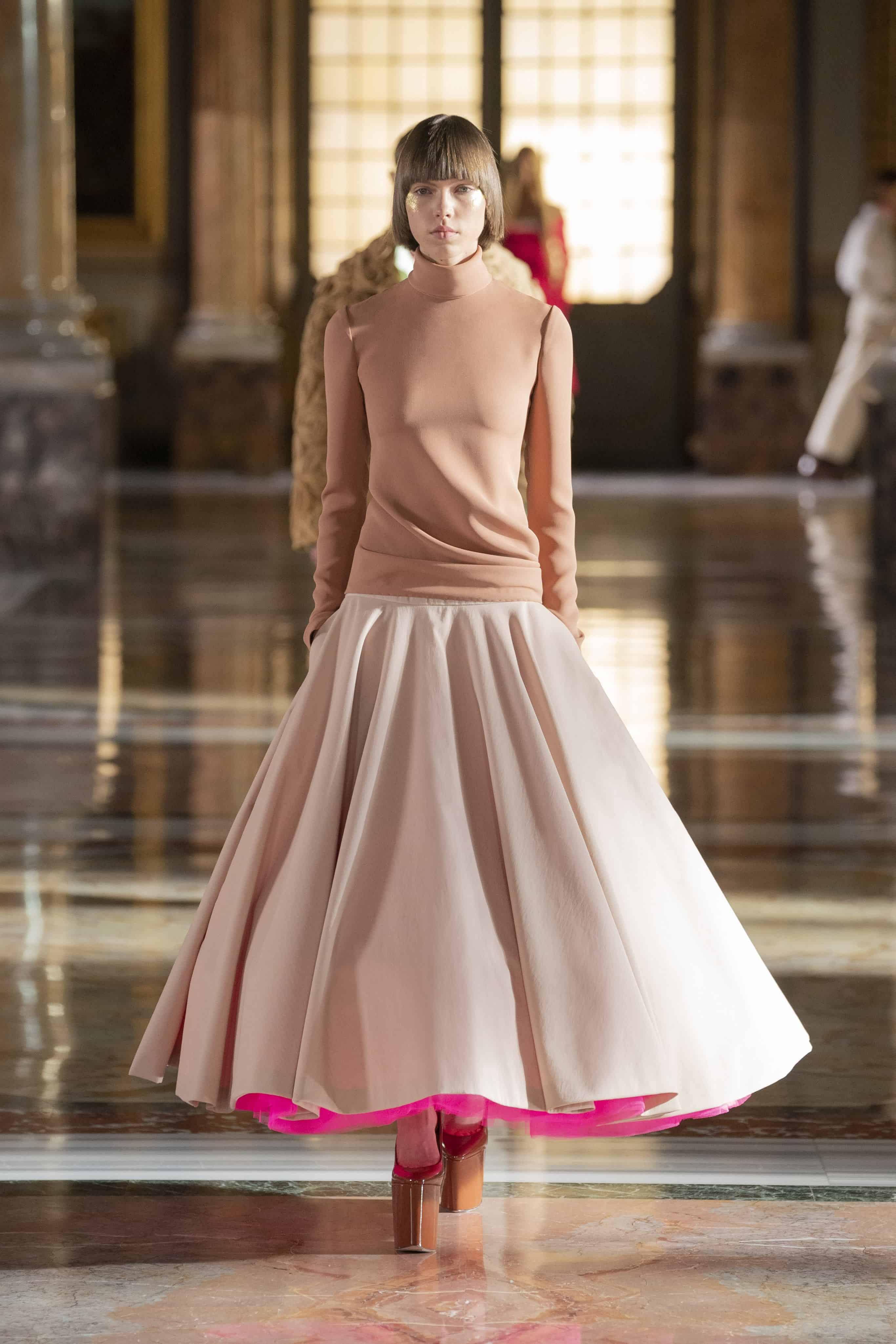 Valentino Couture primăvară 2021