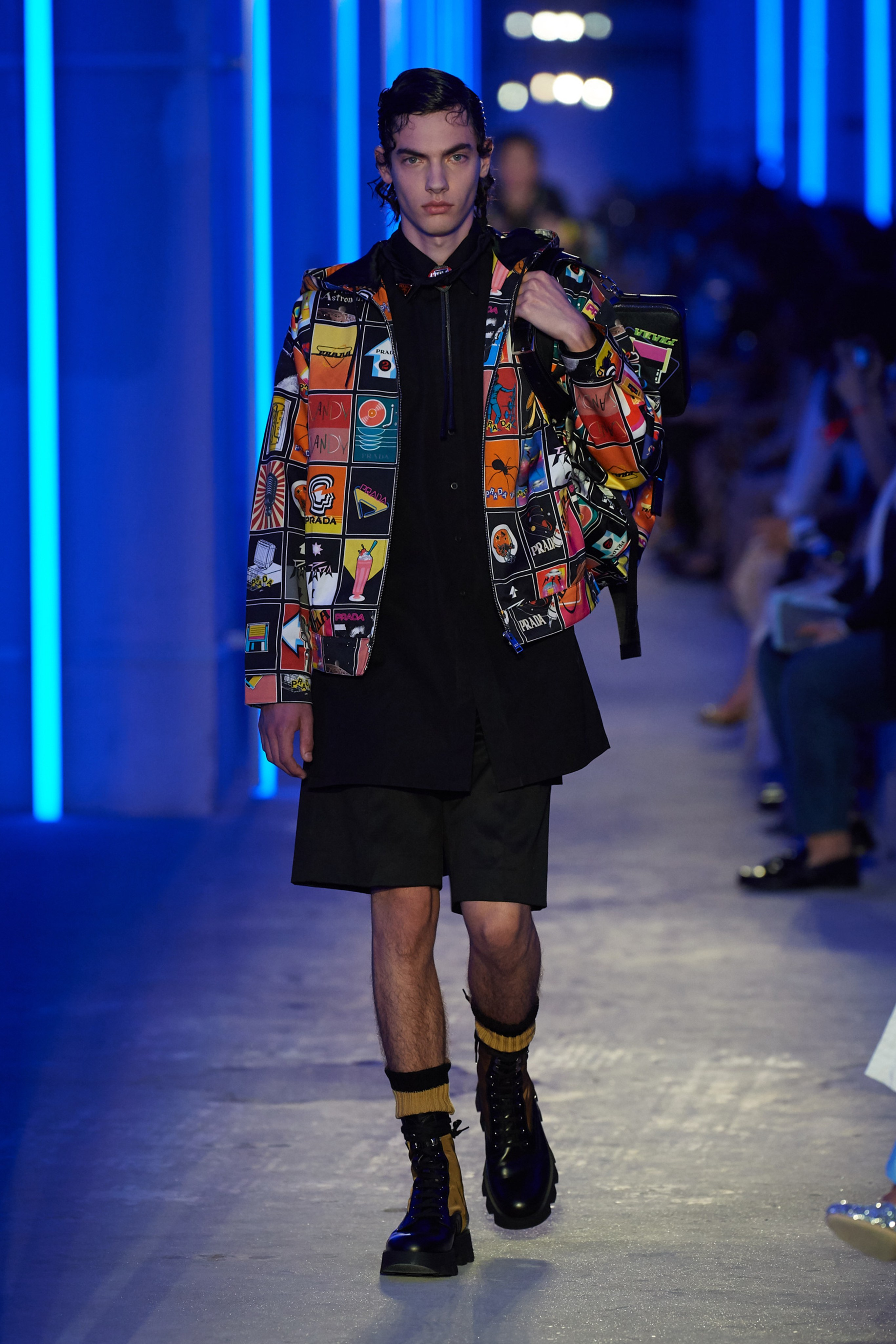 Prada Spring 2020 Menswear
