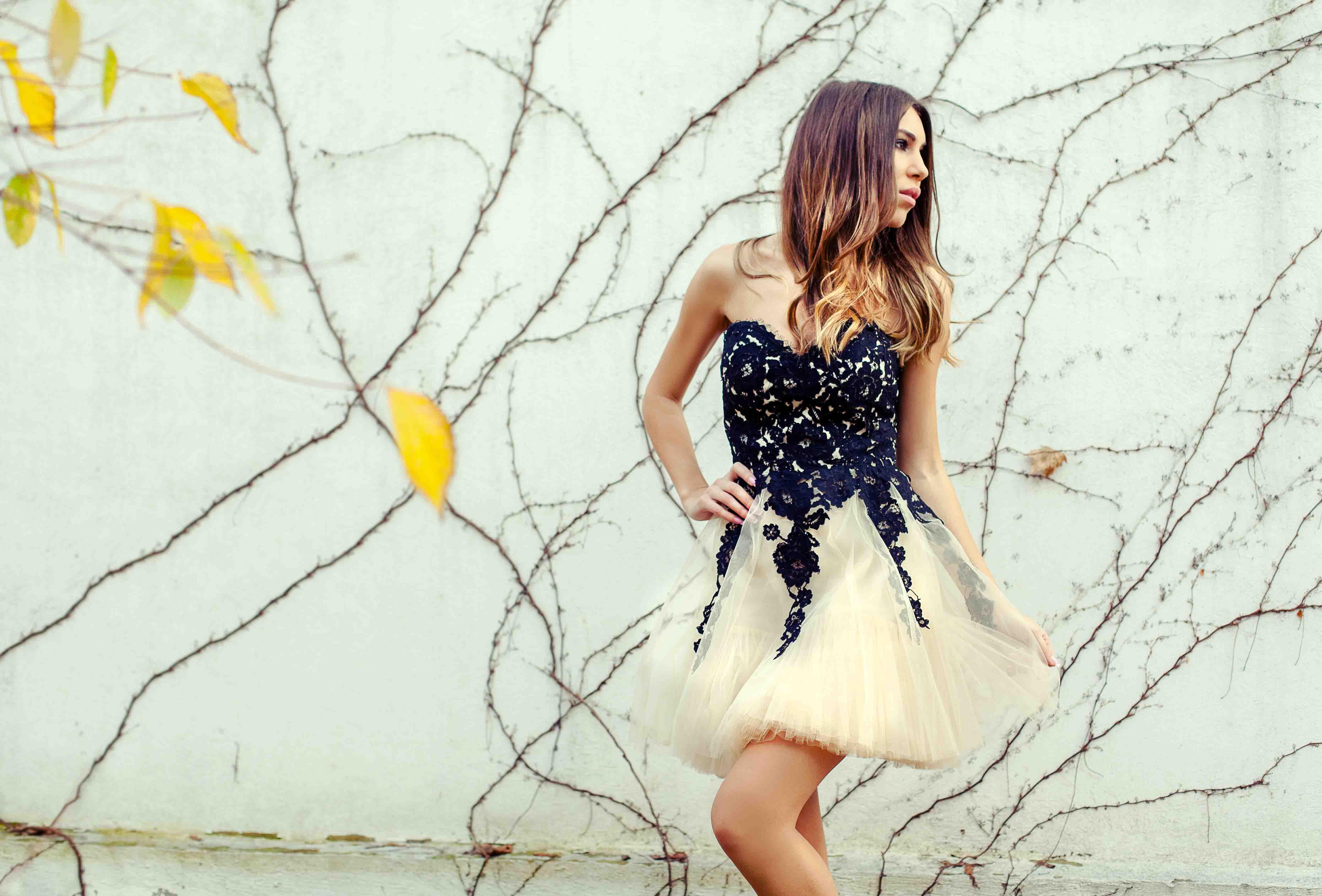 Cristina Bursuc- Rochie OneBeat Fashion