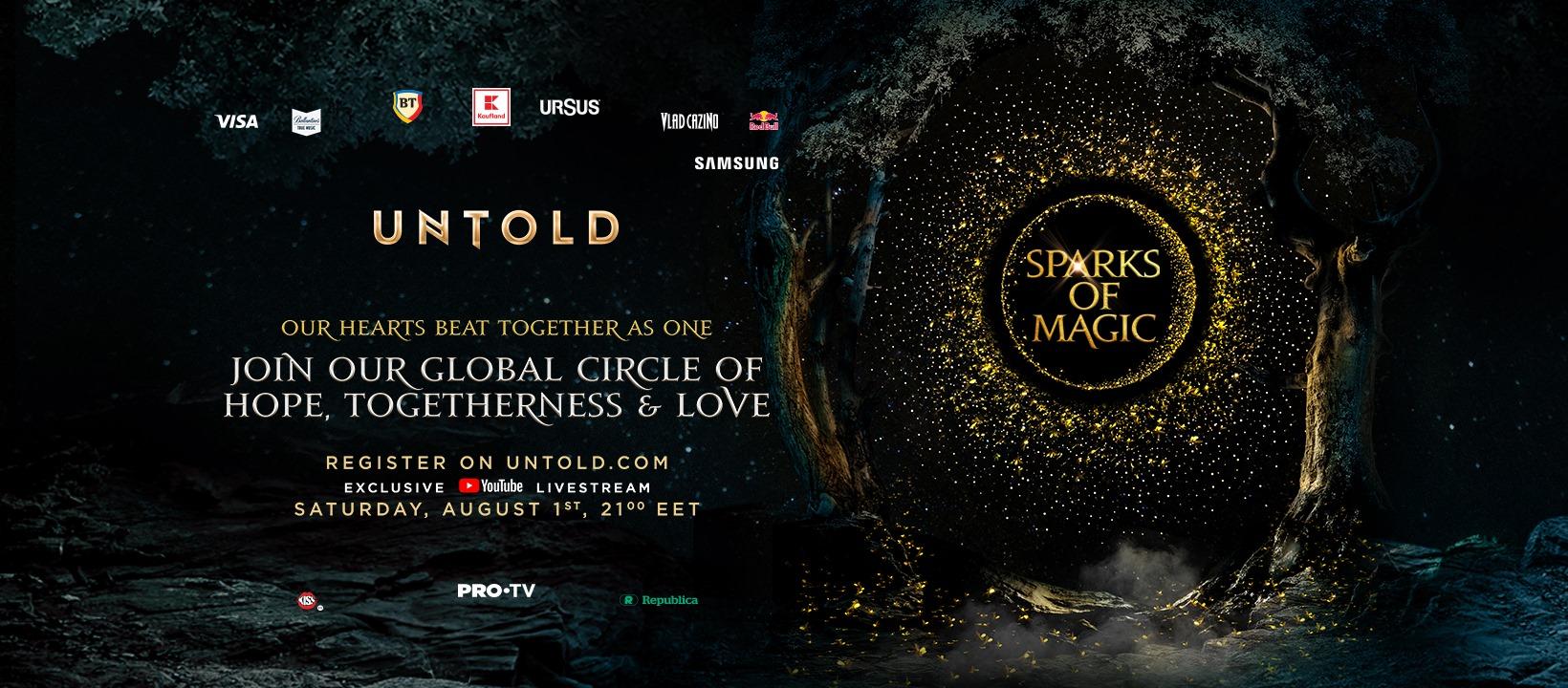 UNTOLD - SPARKS OF MAGIC