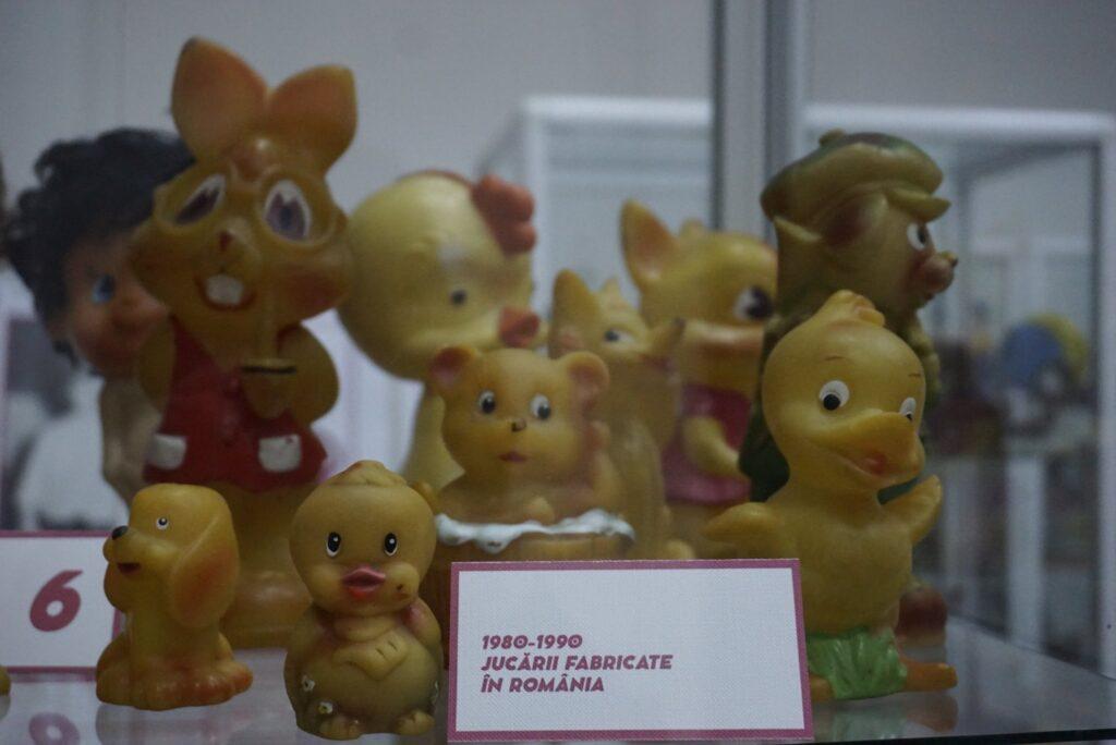 Expoziția de jucărie