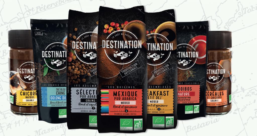 cafea destination