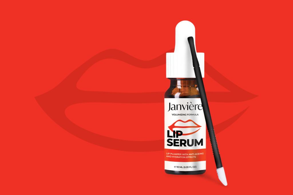 Janvière lip serum