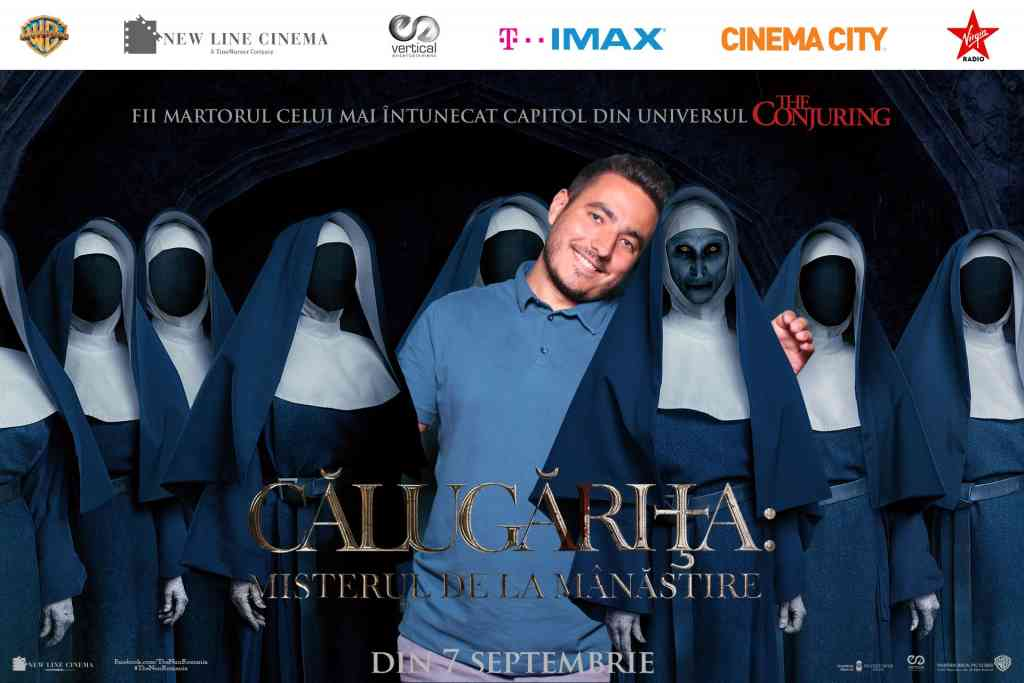 Recenzie: The Nun - Revista FPM - Fashion Premium Magazine