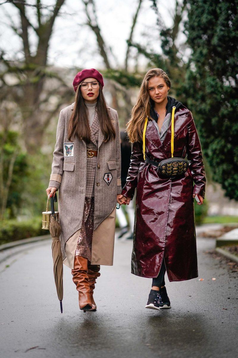 street style la paris fashion week