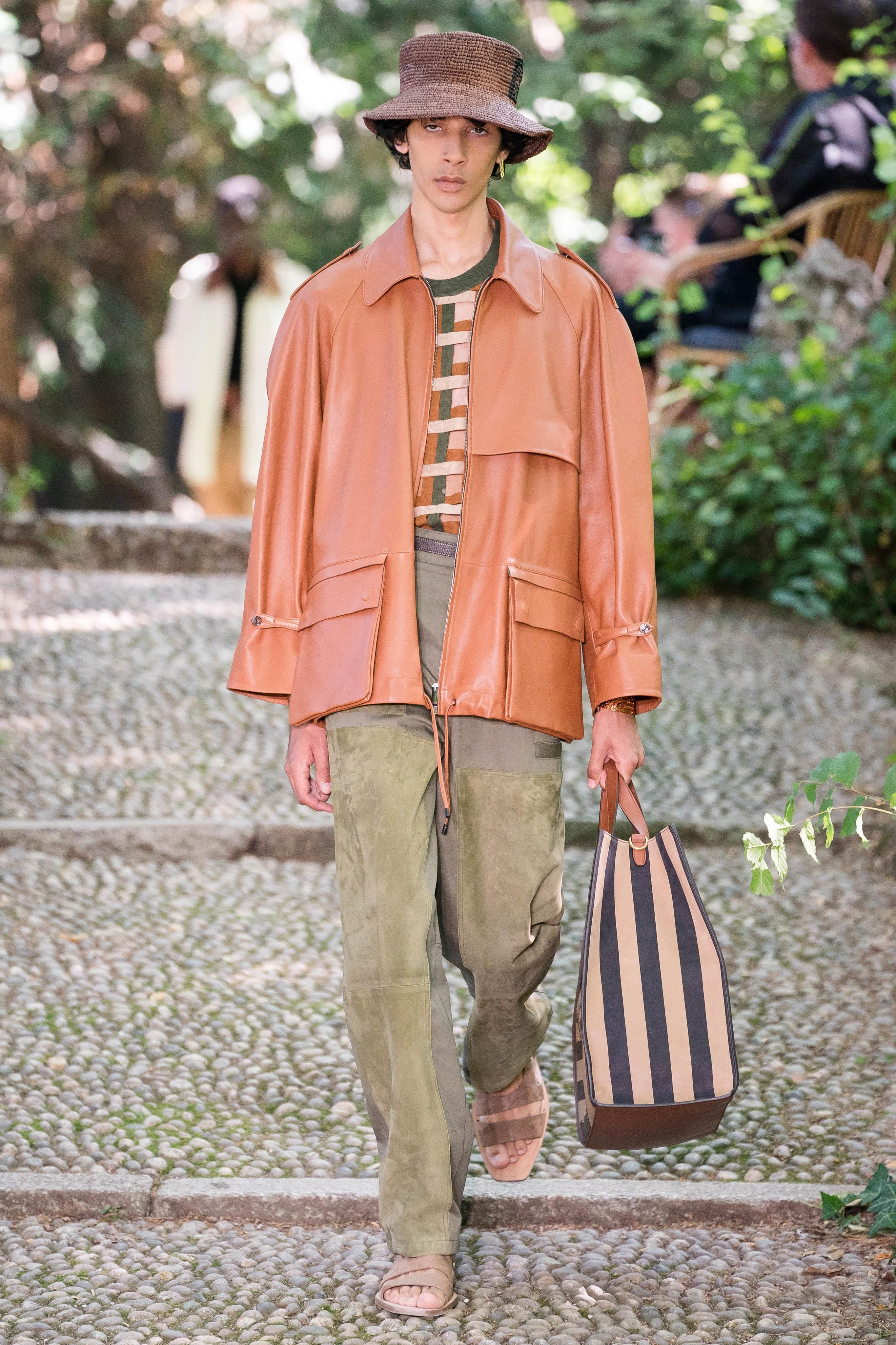 Fendi Spring 2020 Menswear