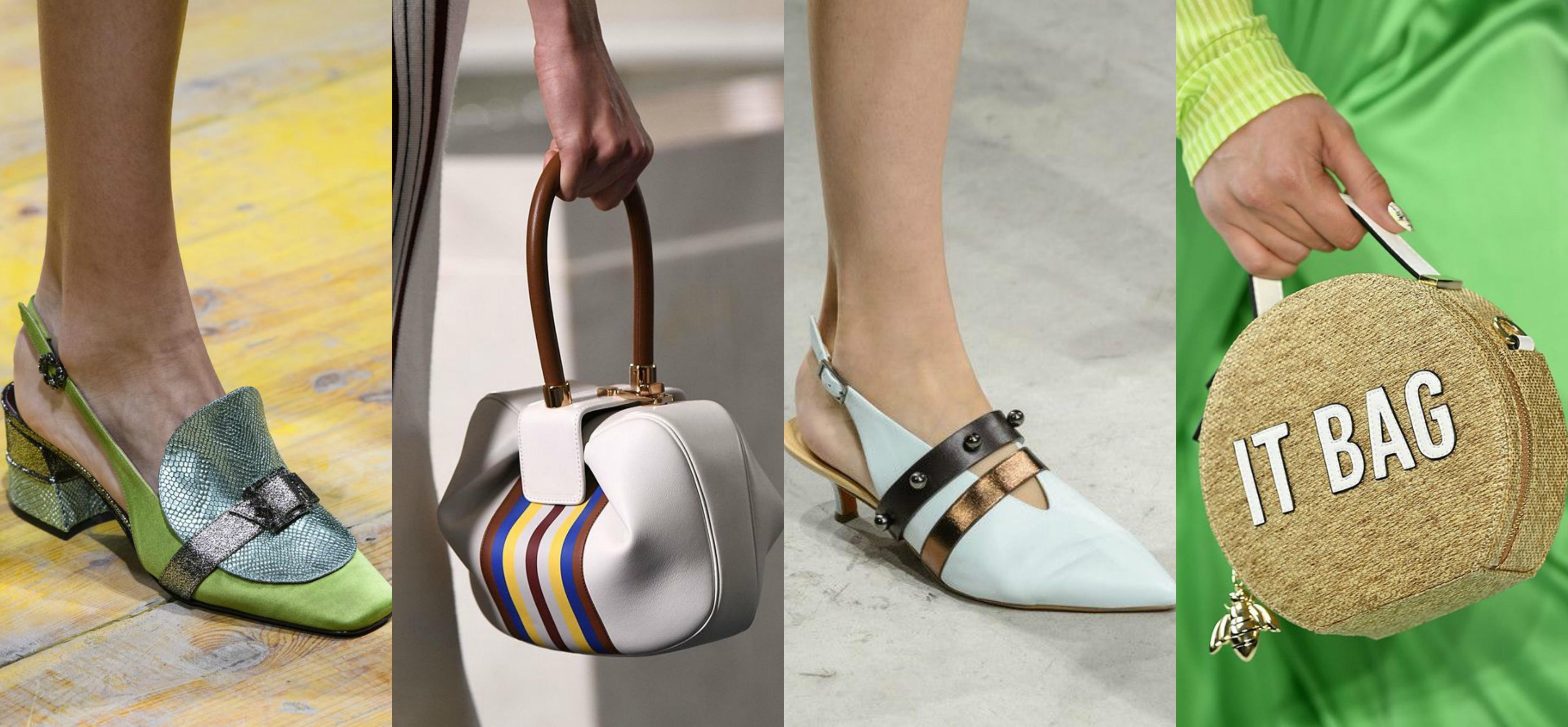 cum asortezi geanta cu încălțămintea