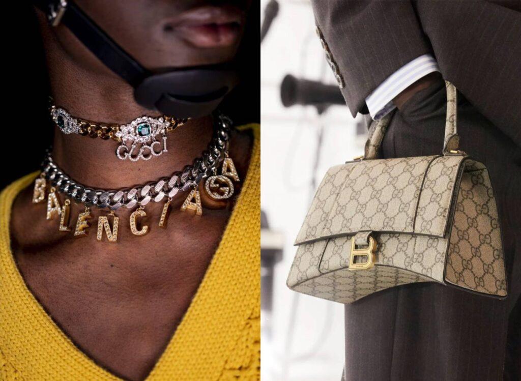Gucci Balenciaga