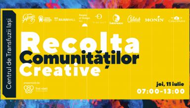 Recolta Comunităților Creative
