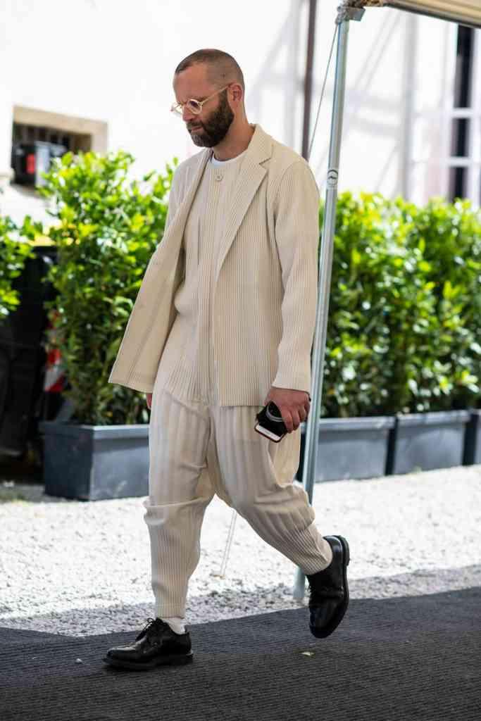 Street Style Pitti Uomo Spring 2020