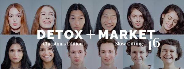 DETOX+MARKET craciun