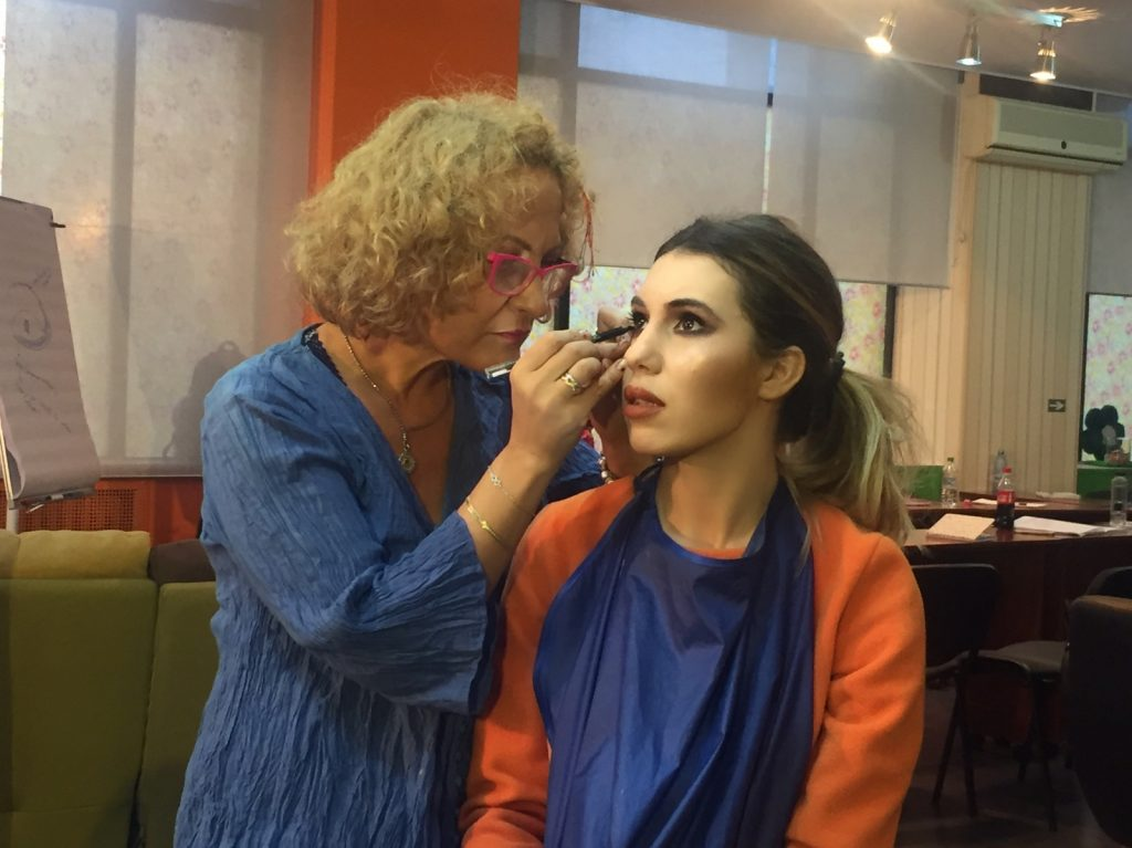 Mirela Vescan Make-up Academy