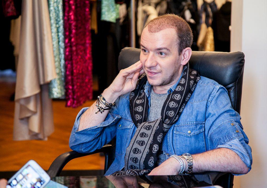 Interviu cu designerul Stephan Pelger