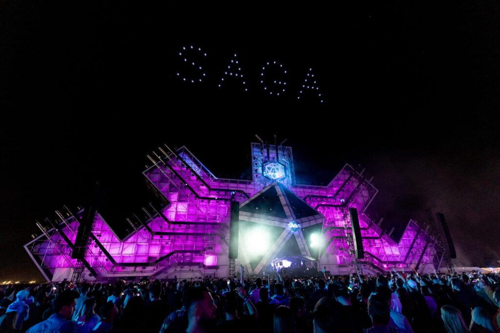 prima ediție SAGA Festival