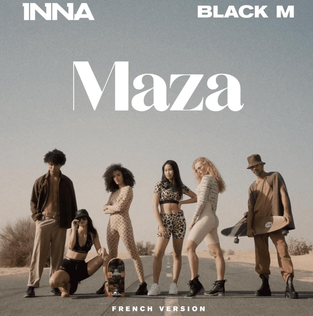 Maza black m