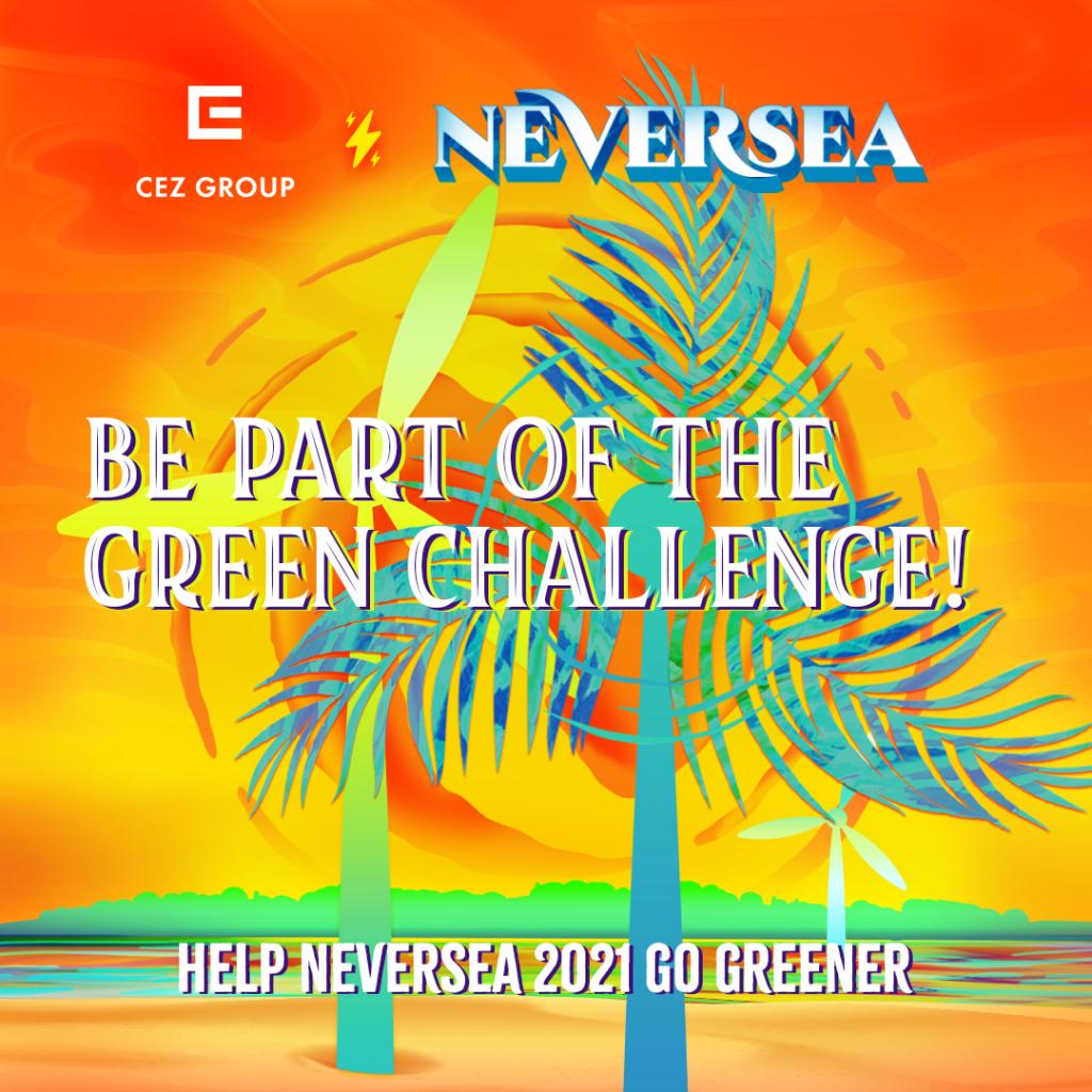 Neversea GREEN CHALLENGE