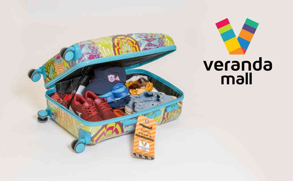 Valiza de vacanță Veranda