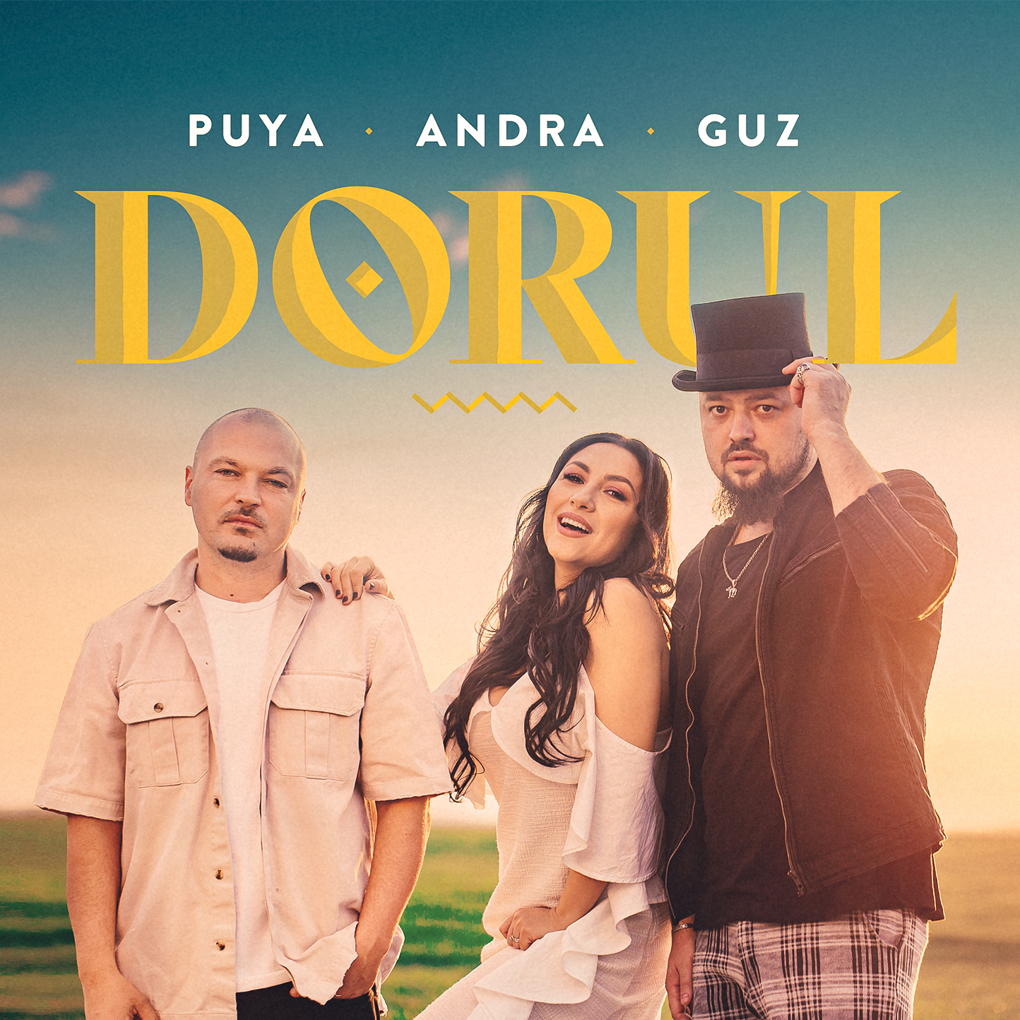 Puya Andra Dorul