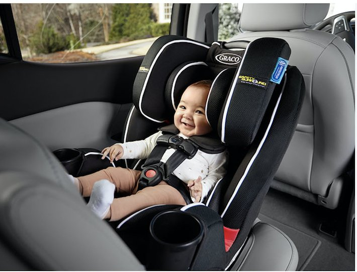 scaun auto copii graco erfi