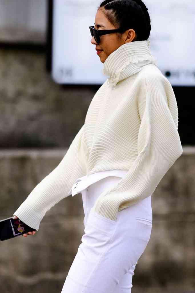 ținute stylish de iarnă