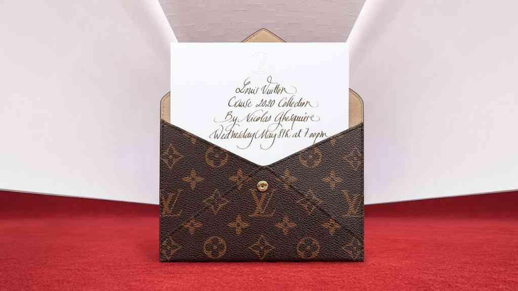 Louis Vuitton Resort 2020