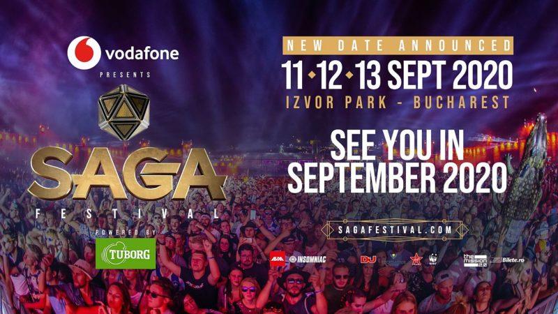 SAGA Music Festival