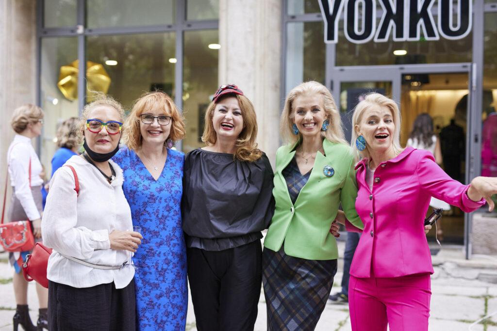 Designeri în Vitrina YOKKO
