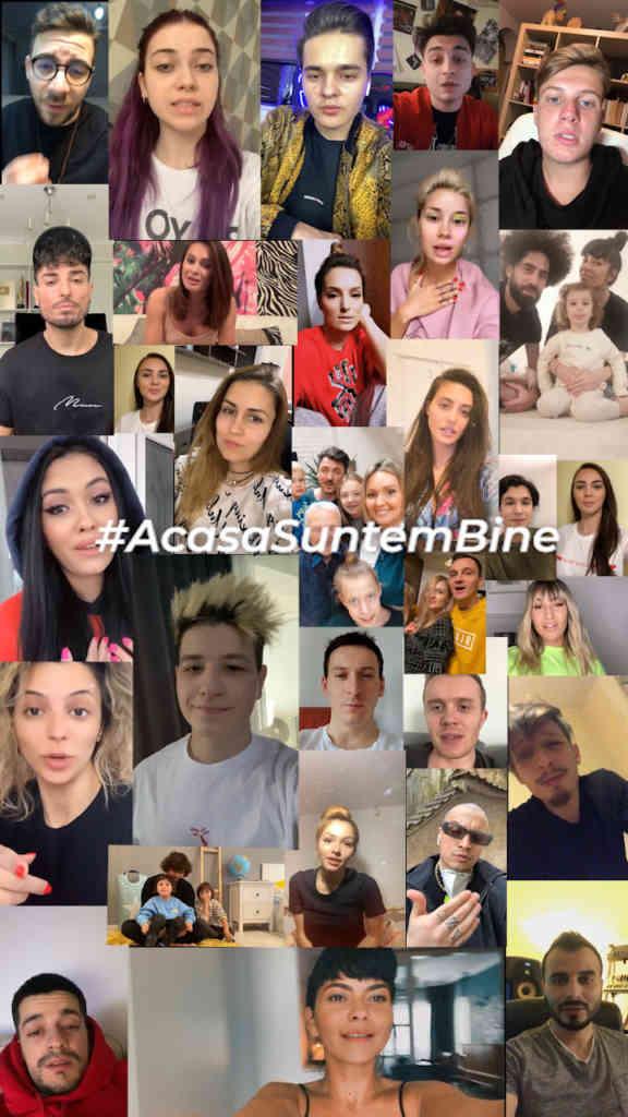 #AcasaSuntemBine