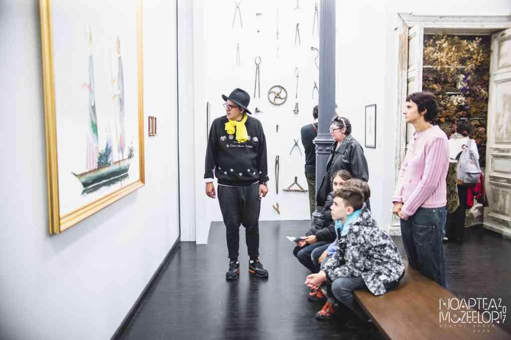 muzee deschise